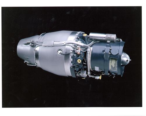 Teledyne CAE J402-CA-400 Turbojet Engine