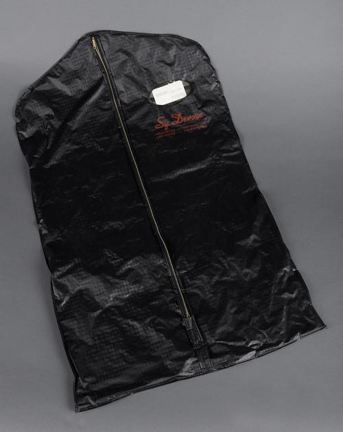Garment Bag, Jacket, Captain Midnight