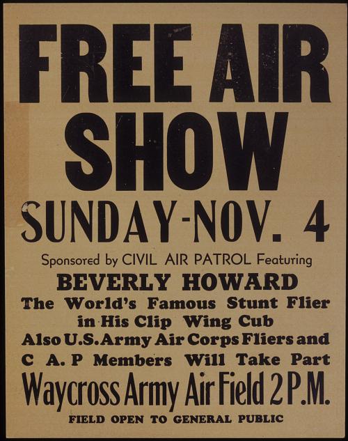 Free Air Show