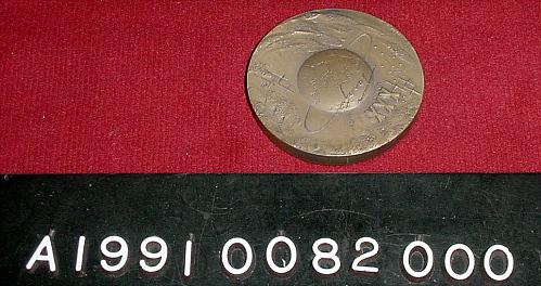 Medal, Bronze, Yuri Gagarin