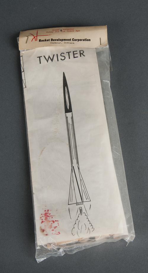 Rocket, Flying Model Kit, Twister