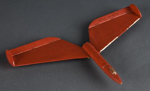 Rocket, Flying Model, Estes-Schutz Boost Glider
