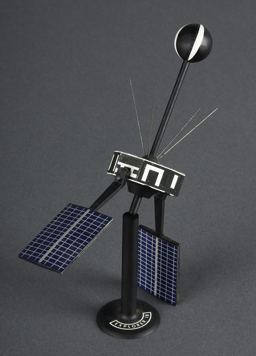 Satellite, Model, Explorer 18