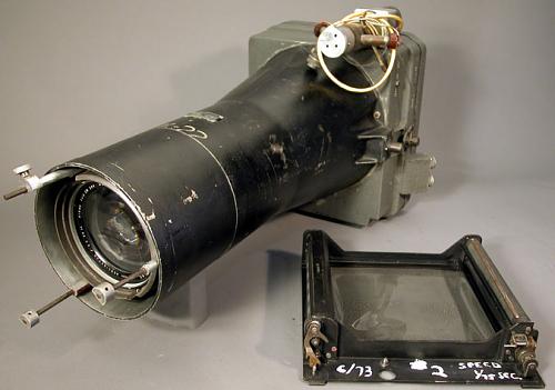 Camera, Aerial, Fairchild K-22