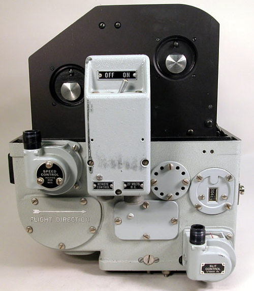 Camera, Aerial, Sonne S-7A Continuous Strip