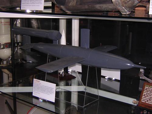 Model, Missile, V-1