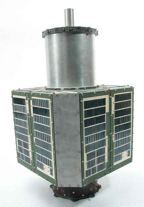 Satellite, S-46, Payload Test Unit