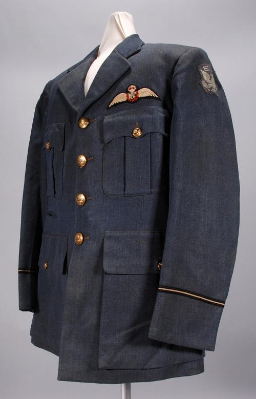 Coat, Service, Eagle Squadron, Royal Air Force