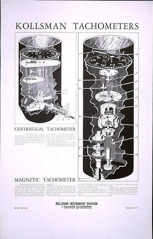 Kollsman Tachometers