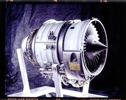 Garrett (Allied Signal) TFE731-3R Turbofan Engine