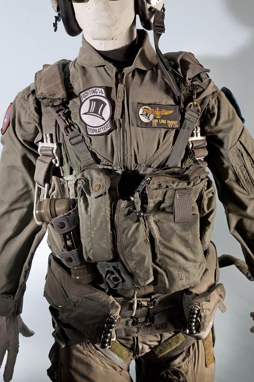 Life / Survival Vest, Type SV-2B, United States Navy