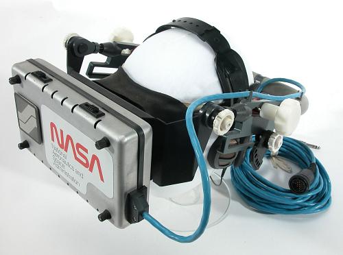 Headset, Virtual Reality, Prototype