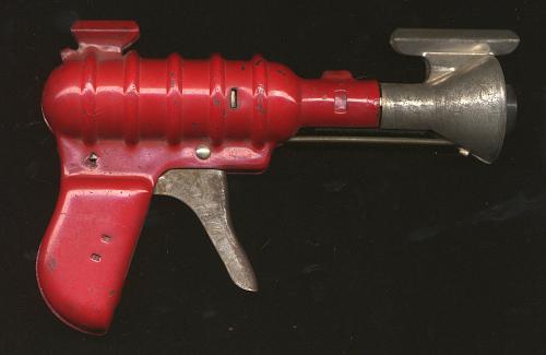 Toy, Ray Gun, Pop Gun, 33 Repeater