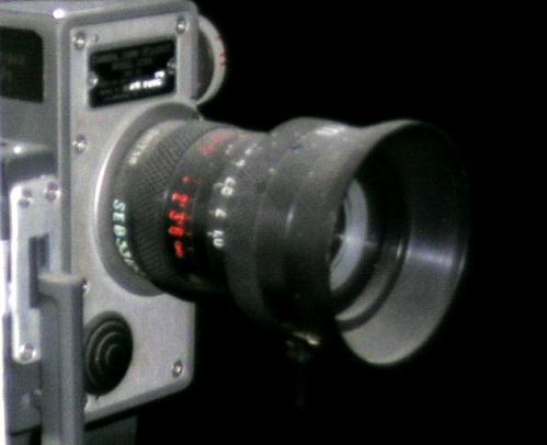 Lens, 10mm, Data Acquisition Camera, Apollo 11