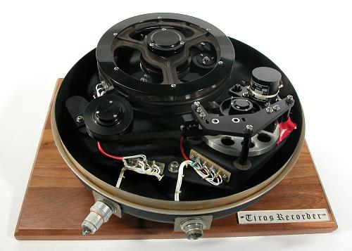 Data Recorder, Magnetic Tape, Meteorological Satellite, Tiros