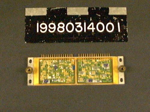 Microelectronics Hybrid, Mark I2A Reentry Vehicle