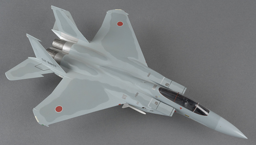 Model, Static, Mitsubishi F-15J Eagle