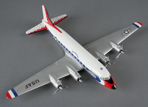 Model, Static, Douglas C-54