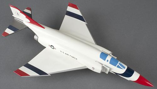 Model, Static, McDonnell Douglas F-4E Phantom II