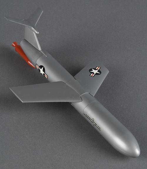 Model, Missile, Mace