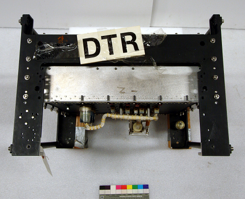 Recorder, DTR (Data Tape Recorder) Bay Assembly, Voyager Spacecraft