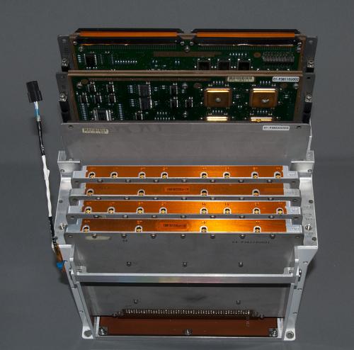 PMU Computer, Iridium Communications Satellite
