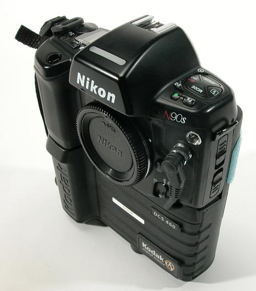 Camera, Digital System, Nikon/Kodak, STS-95