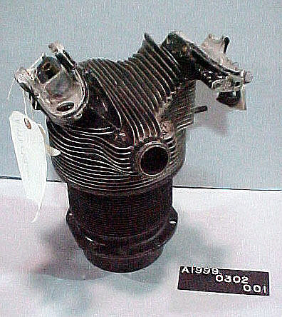 Cylinder, Lycoming R-680 Engine Air-cooled