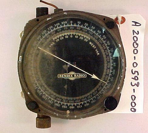 Azimuth Control, Radio Compass, Type MN-22A
