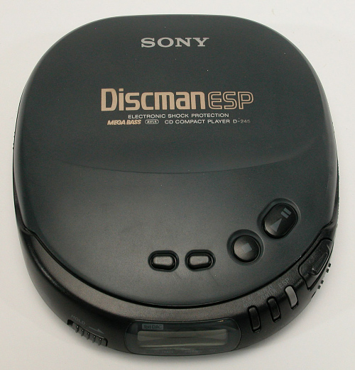 CD Player, Shuttle