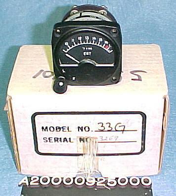 Indicator, Exhaust Gas Temperature