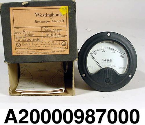 Box, Voltmeter / Ammeter