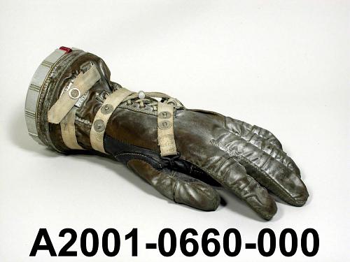 Glove, Left, Mercury