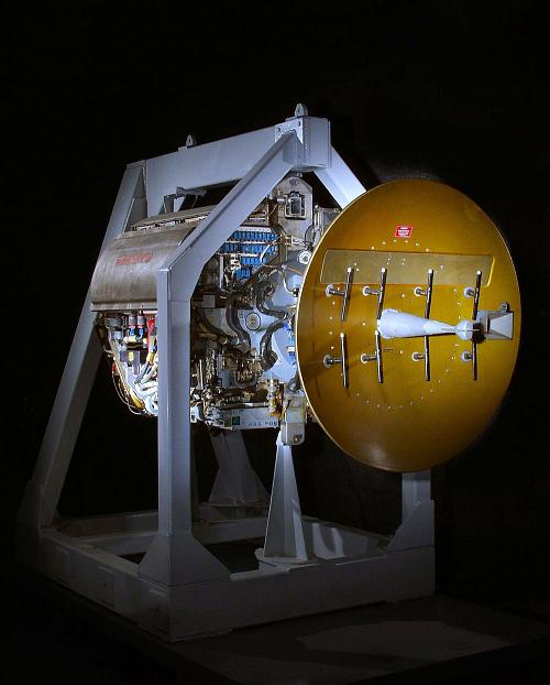 Fire Control Radar, F-4J, AWG-10