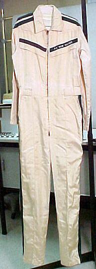 "Suit, Flying, Robert A. ""Bob"" Hoover, Civilian"