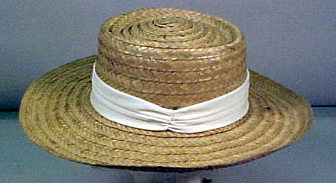 "Hat, Panama, Robert A. ""Bob"" Hoover, Civilian"