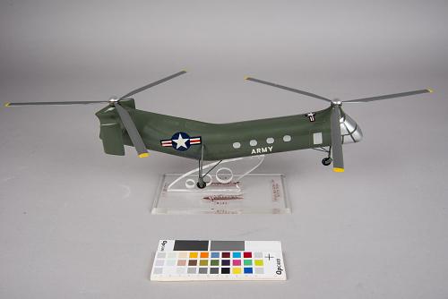 Model, Static, Piasecki H-21 Shawnee, U.S. Army