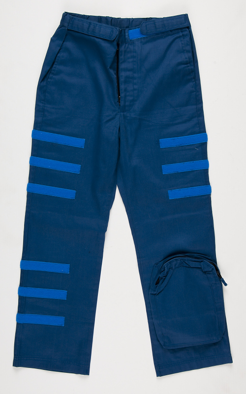 Trousers, Shuttle, STS-93, Eileen Collins