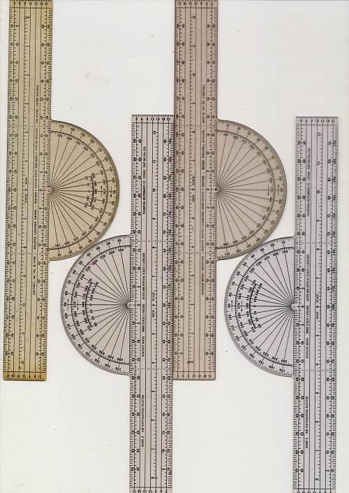Plotters, Navigational, Weems Mark II