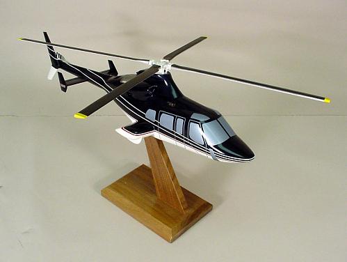 Model, Static, Bell 430
