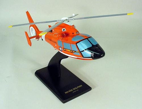 Model, Static, Aerospatiale/Eurocopter HH-65A Dolphin, U.S. Coast Guard