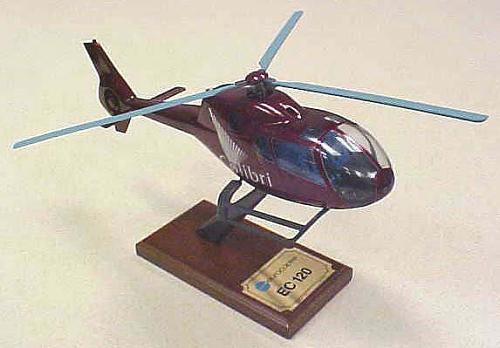 Model, Static, Eurocopter EC 120 Colibri (Hummingbird)