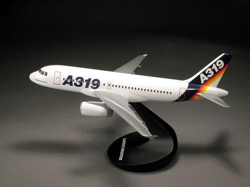 Model, Static, Airbus A319