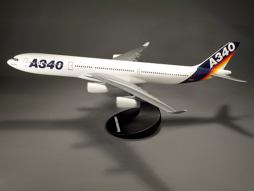 Model, Static, Airbus A340