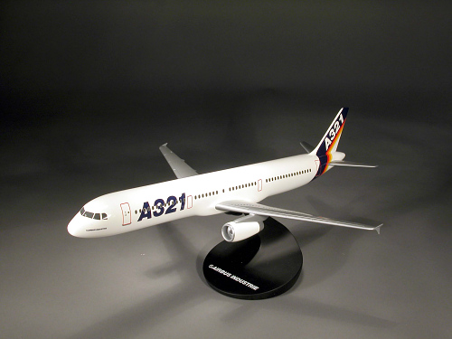 Model, Static, Airbus A321