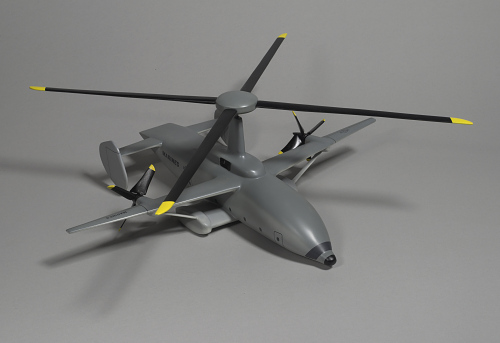 Model, Static, CarterCopter CCH-T, 1/72 scale