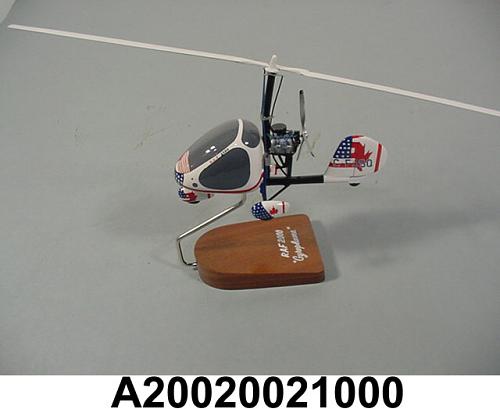 Model, Static, RAF 2000 SX,