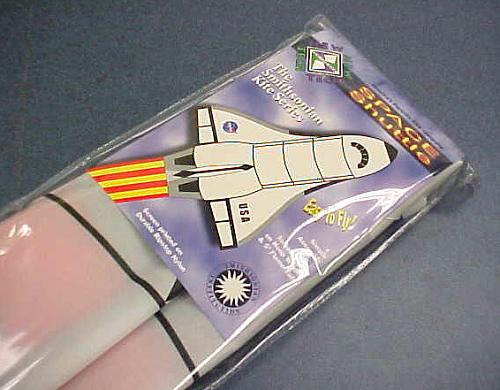Kite, Space Shuttle