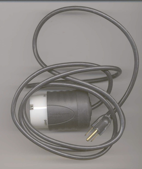 Power Cord, Spartan 201