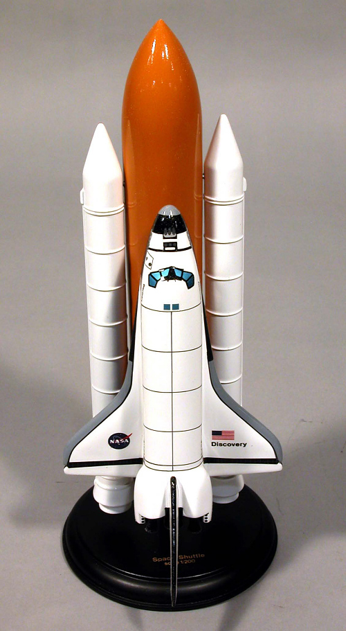 Model, Space Shuttle, Discovery, 1:200